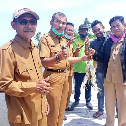 Bukak ikan larangan, Pemuda Korong Gantiang Tangah Padang gelar Kegiatan Memancing Gembira