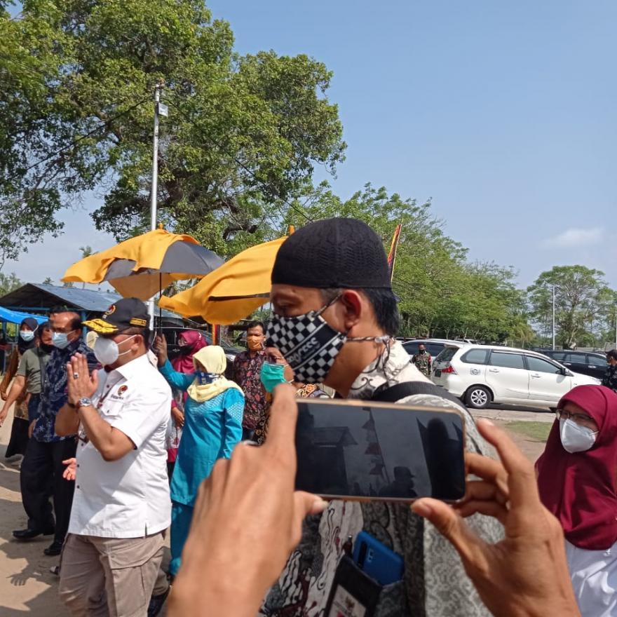 Kemenko PMK-RI Kunjungi Ekowisata dan Edukasi Green Talao Park Nagari Ulakan