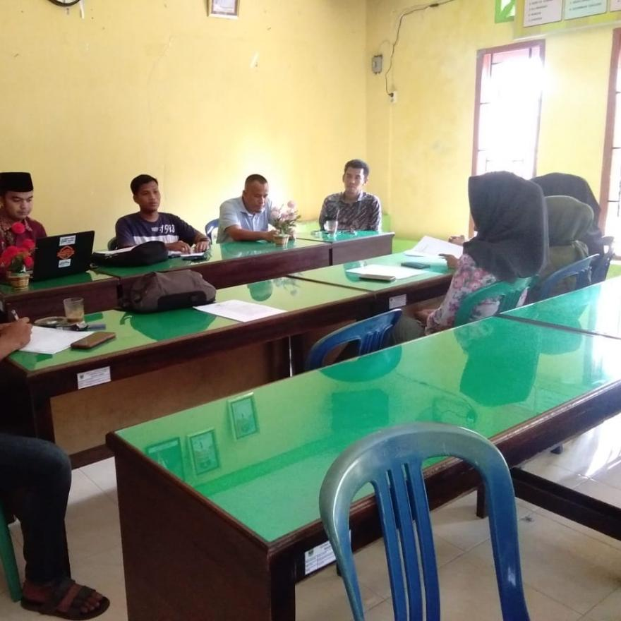 Menuju Pelayanan Profesional di Hari Lebaran, Pokdarwis Green Talao Park lakukan Rapat kemitraan