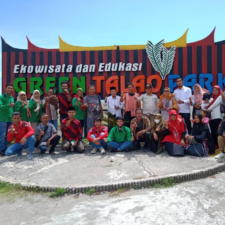 Nagari Ulakan terima kunjungan Studi Tiru dari Desa di Provinsi Riau