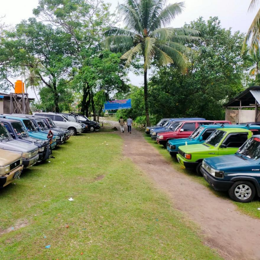 GTP menjadi tempat Kopdar Komunitas, Ady Kurniawan: kali ini dari KRMC Sumbar