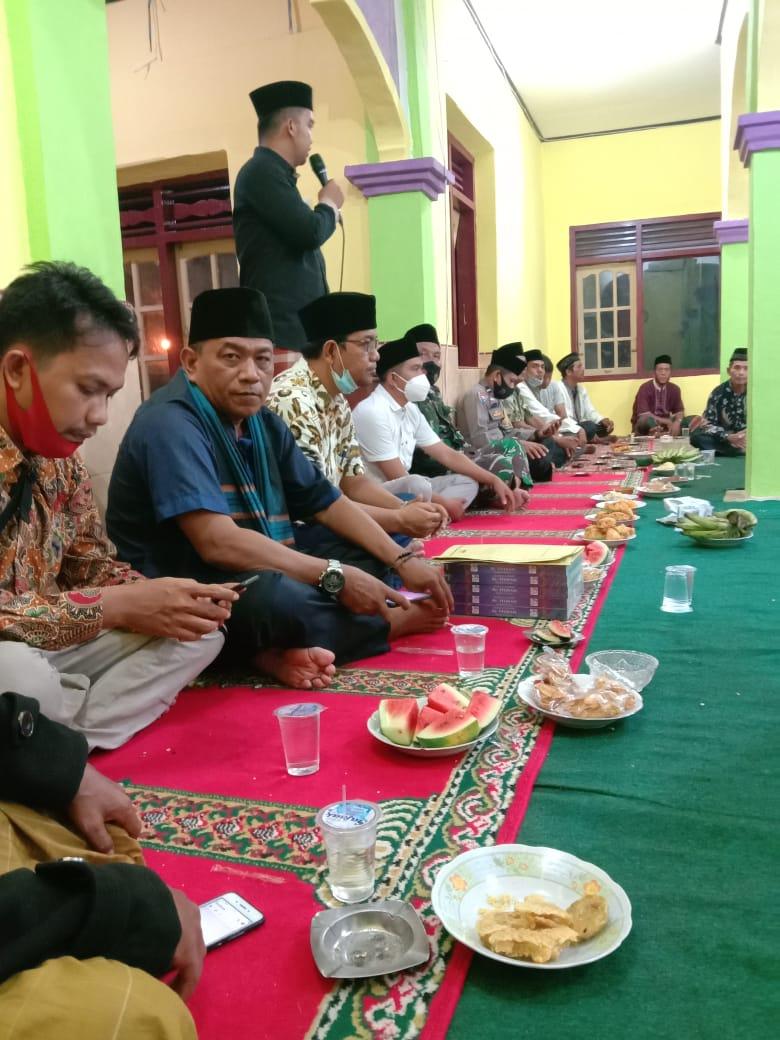 Nagari Ulakan terima kunjungan tim Safari Ramadhan kabupaten Padang Pariaman