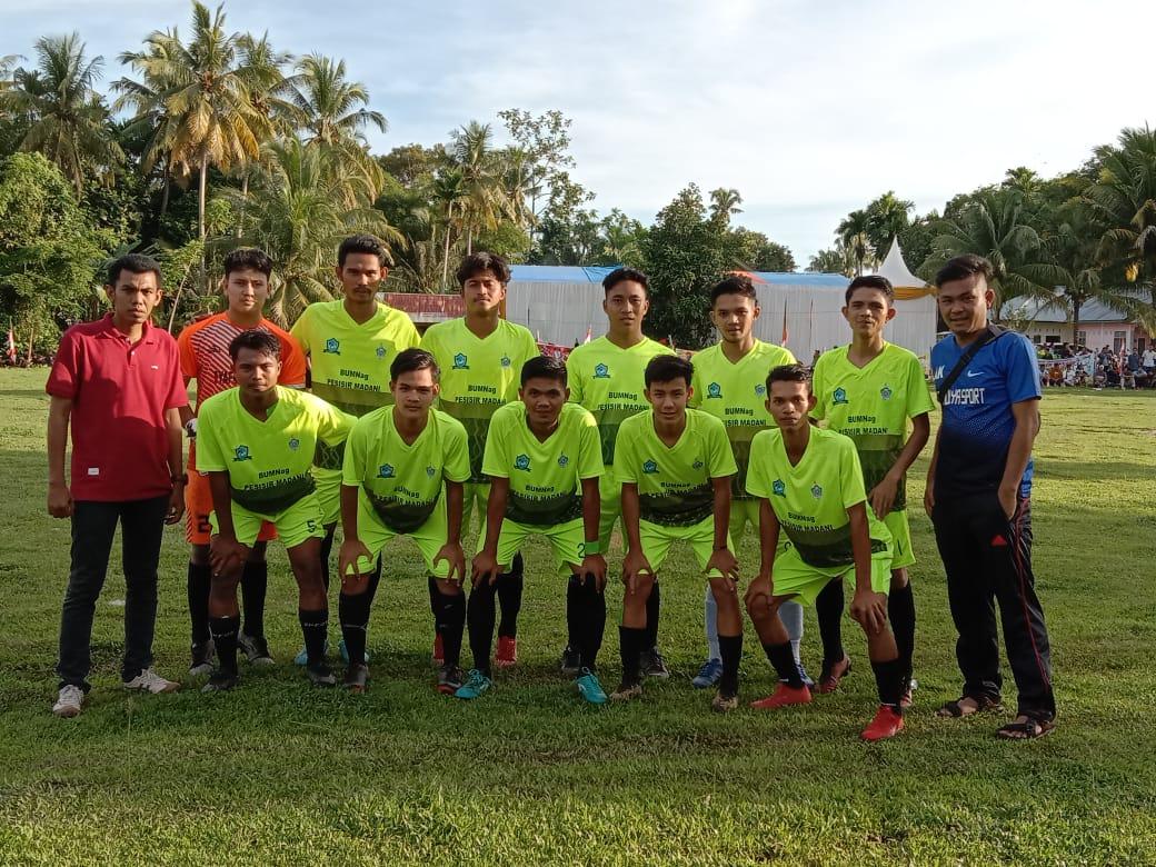 Awali PORNAG dengan manis, IPPNU Fc sukses menang 2-0 Cabang Olahraga Sepakbola.