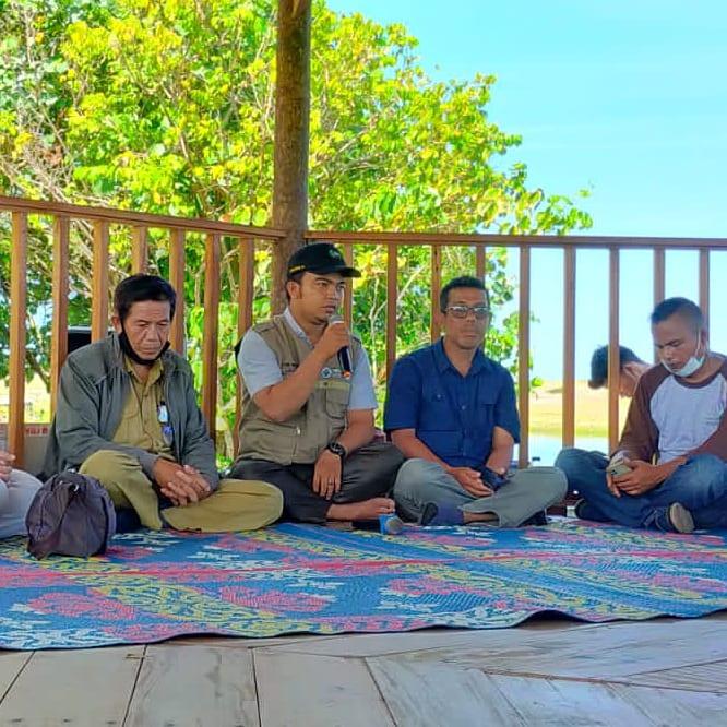 Green Talao Park jadi objek studi tiru pelatihan Pokdarwis yang dilaksanakan oleh Dispar Sumbar
