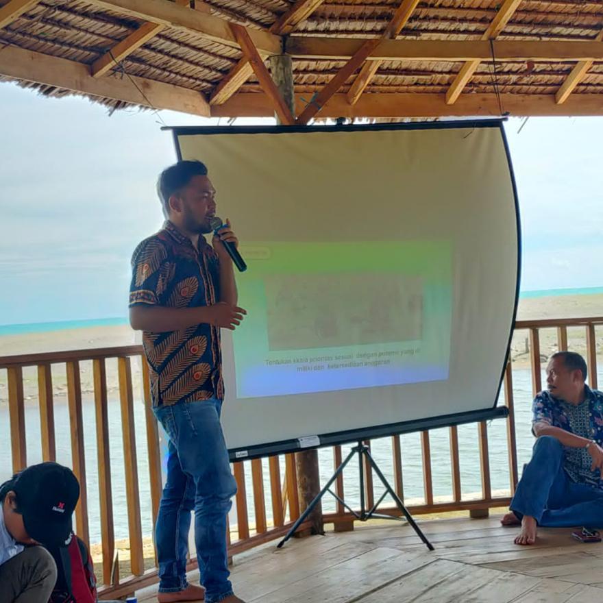 Green Talao Park Terima kunjungan Studi tiru ke-15, Kal ini dari Kabupaten Solok
