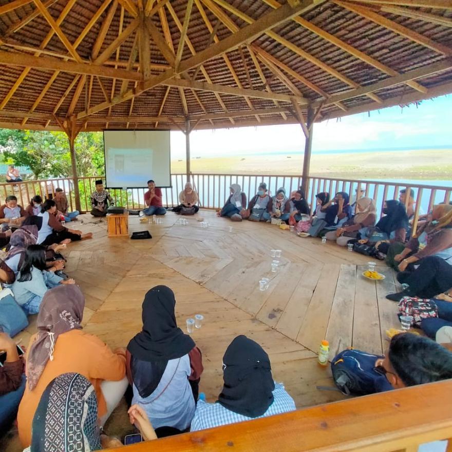 Nagari Ulakan terima kunjungan Studi Tiru ke-18 di tahun 2021